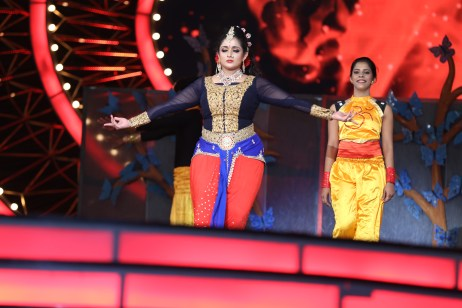 Priyamani performing at IIFA UTSAVAM 2016- 2