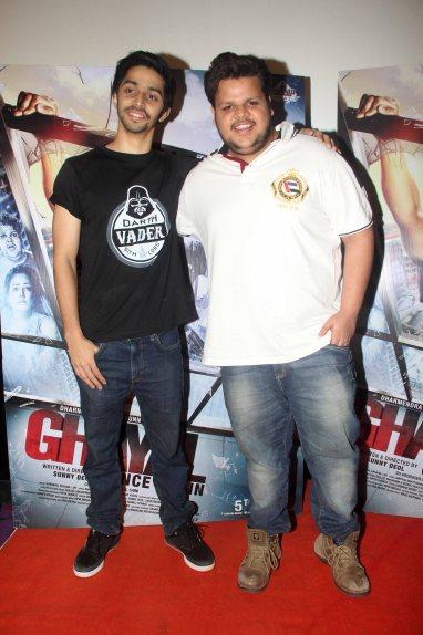 Rishab Arora & Shivam Patil