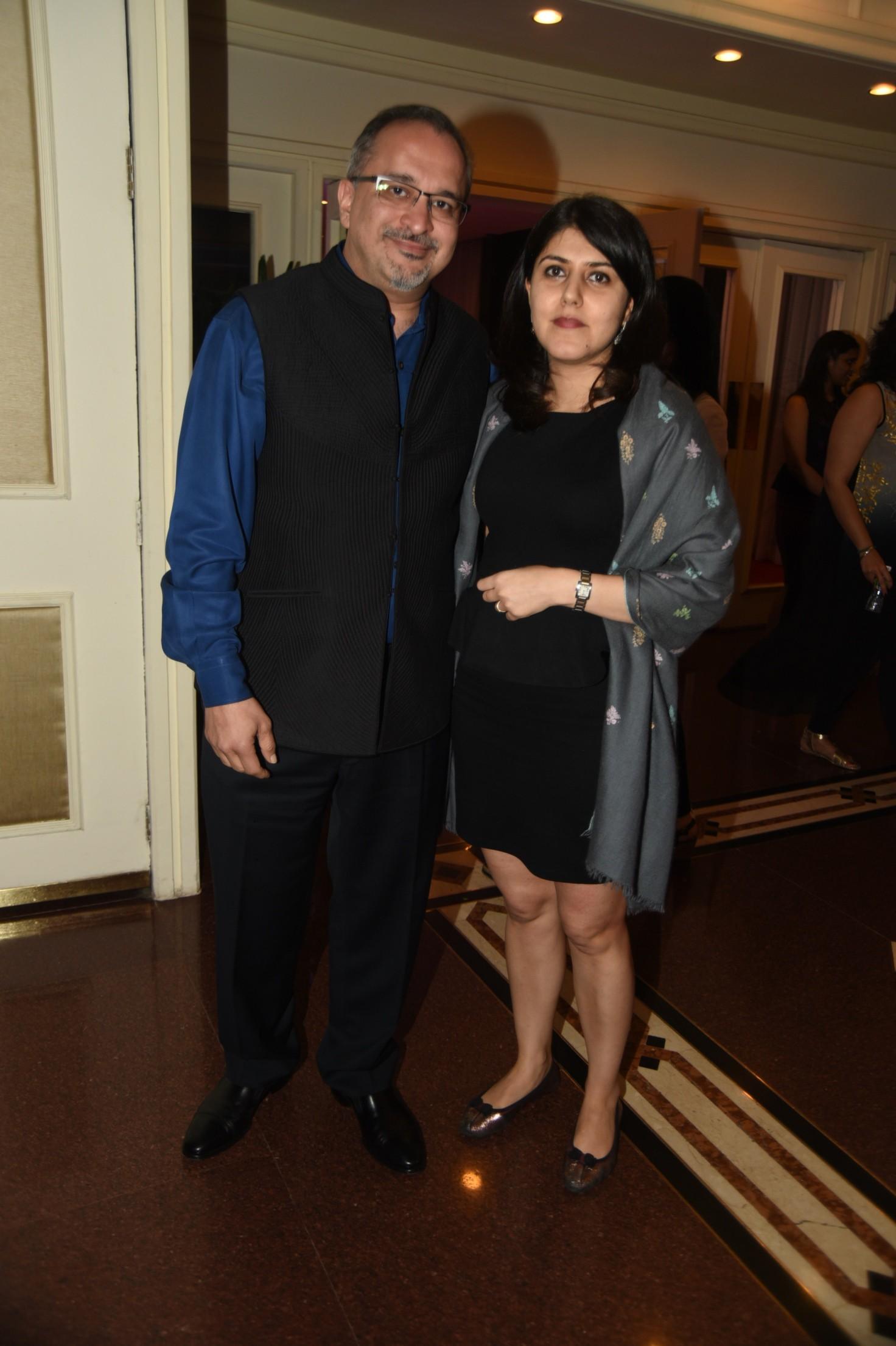 Dinesh and Meenal Vazirani