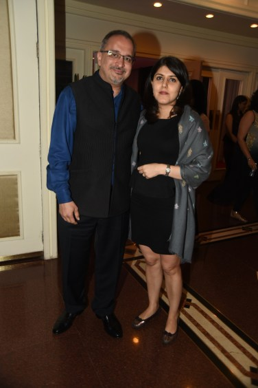 Dinesh and Meenal Vazirani