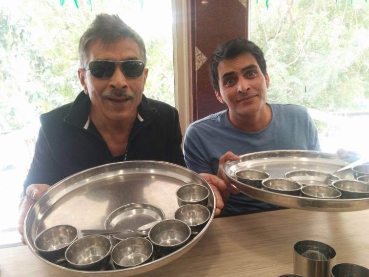 Prakash Jha and Manav Kaul 2
