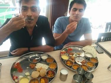 Prakash Jha and Manav Kaul