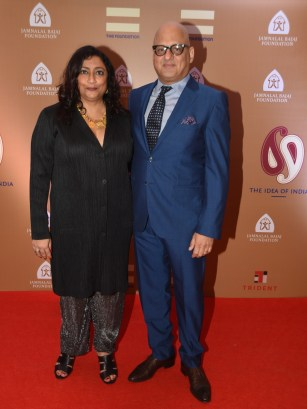 Rahul and Malini Akerkar