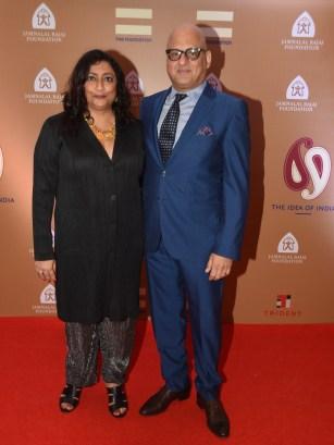 Rahul and Malini Akerkar