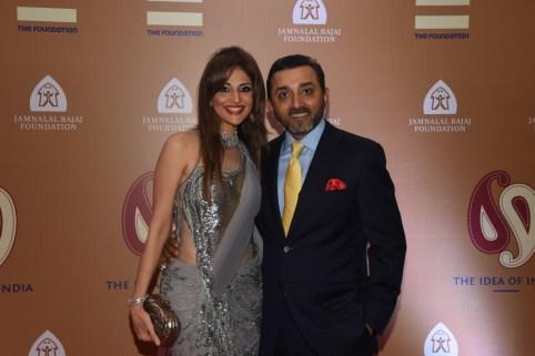 Tanaz and Chirag Doshi