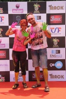 Aditi Sharma & Sarwar Ahuja