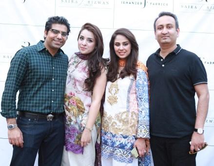 Jehanzeb, Fatima, Saira, Rizwan