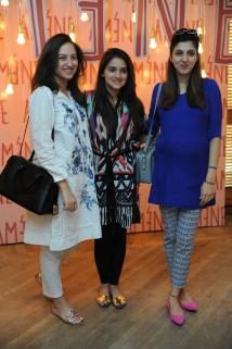 Alizah Raza, Sana Bhatti, Bia Tareen