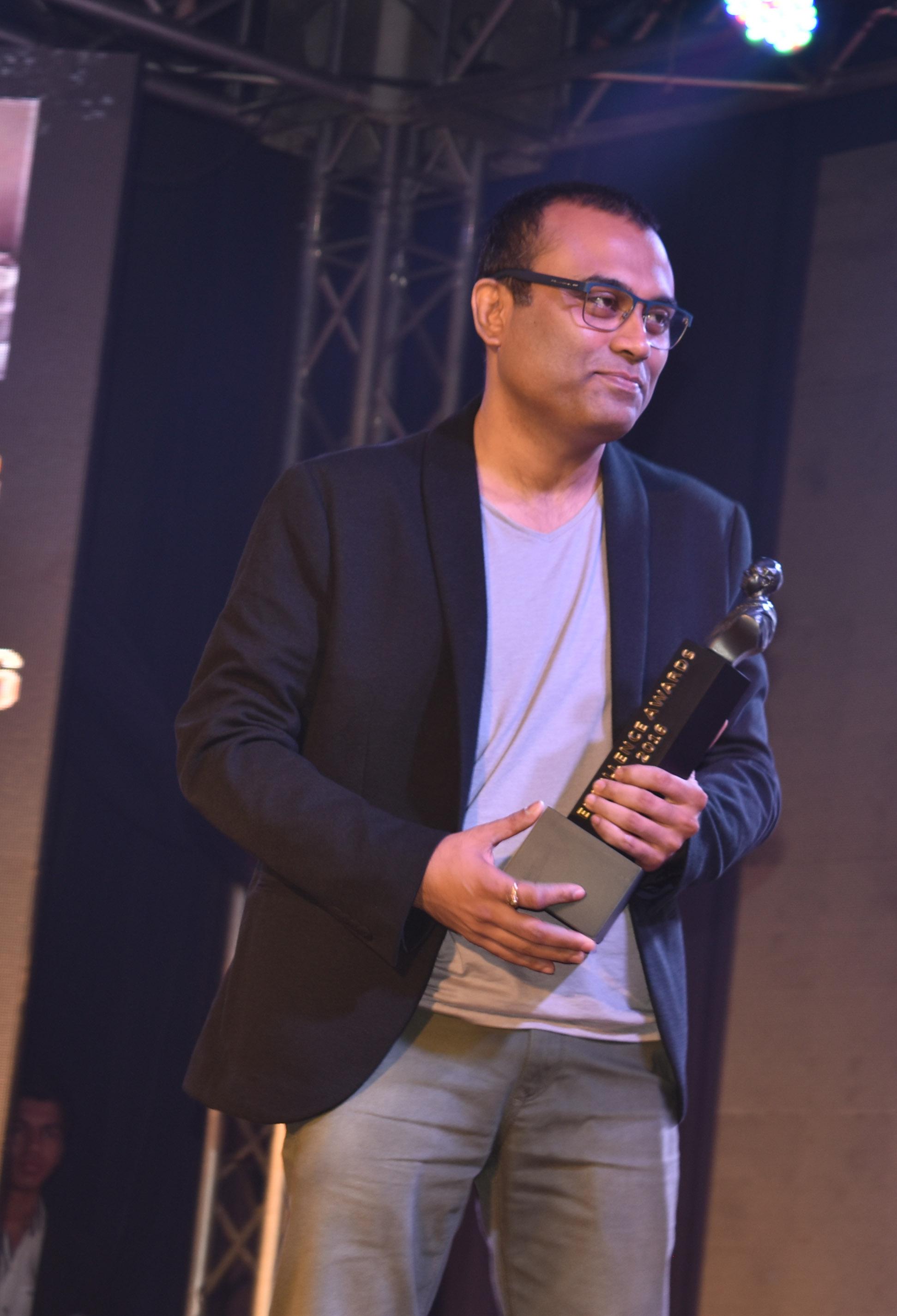 Lyricist Amitabh Bhattacharya