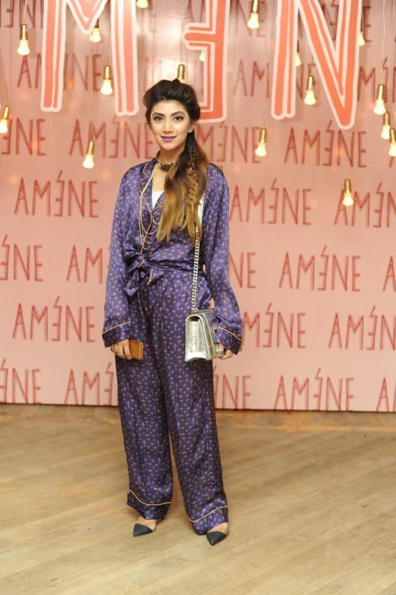 Rabiya Umair wearing Amène