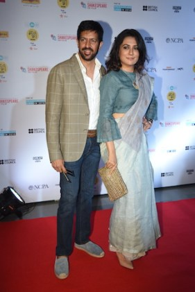 Kabir Khan and Mini Mathur at the MAMI Film club launch