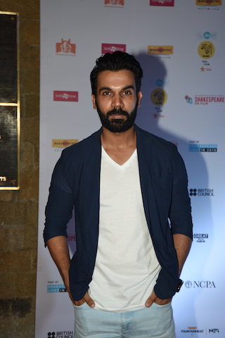 Rajkumar Rao at the MAMI film club launch