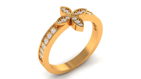 Ring, Yellow Gold