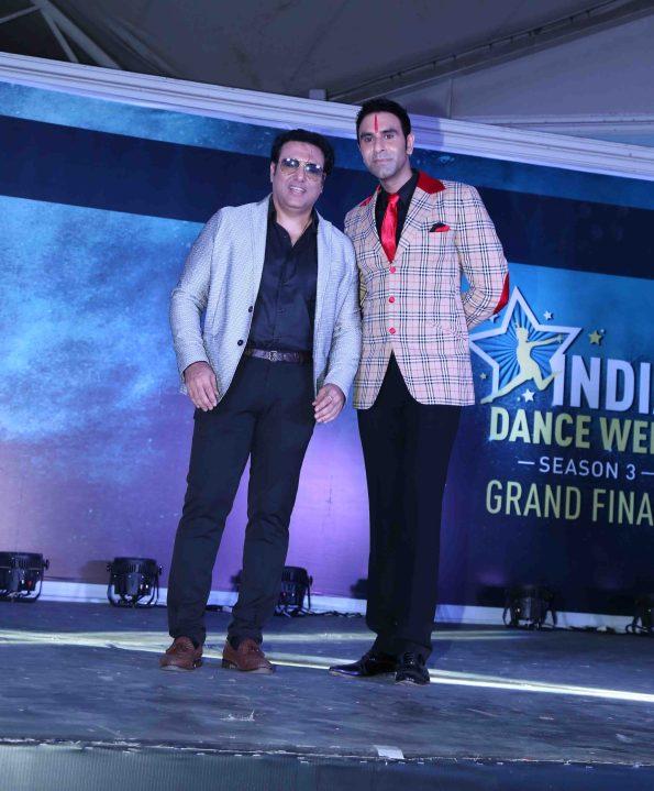 Sandip Soparrkar with Govinda2