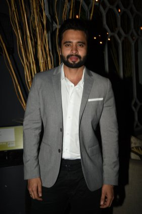 Jackky Bhagnani at the Fever party