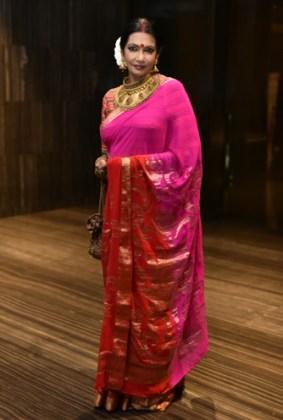 Artist Anjanna Kuthiala