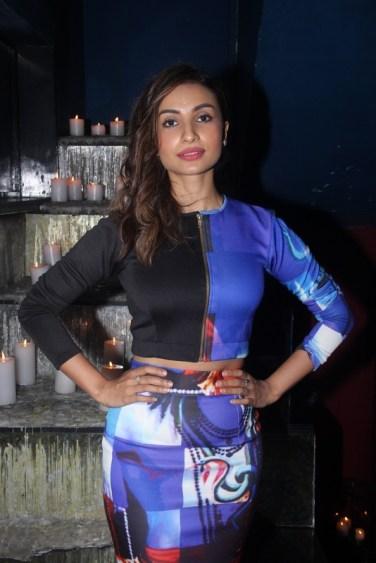 Patralekha at the Fashion Wednesday at MasalaBar with Sonaakshi Raaj