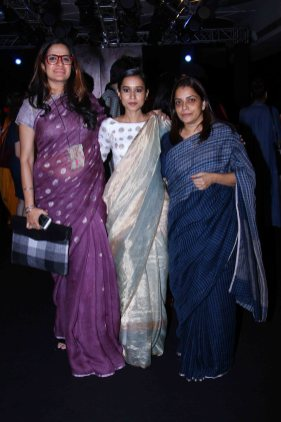 Sona Mohapatra, Tillotama Shome & Anavila Misra (1)
