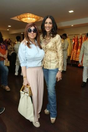Taru Verma and Nishi Singh