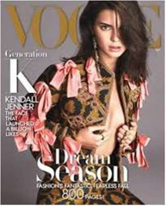 Kendall Jenner - Vogue
