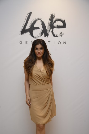 raveena-tandon-at-love-gen-launch