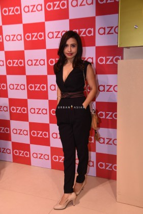 madhu-sajnani-eshaa-amiins-new-party-wear-launch-at-aza