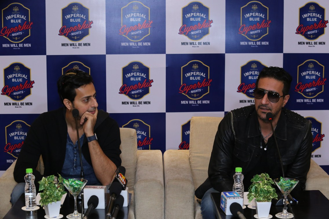 salim-sulaiman-at-imperial-blue-superhit-nights-season-3-faridabad