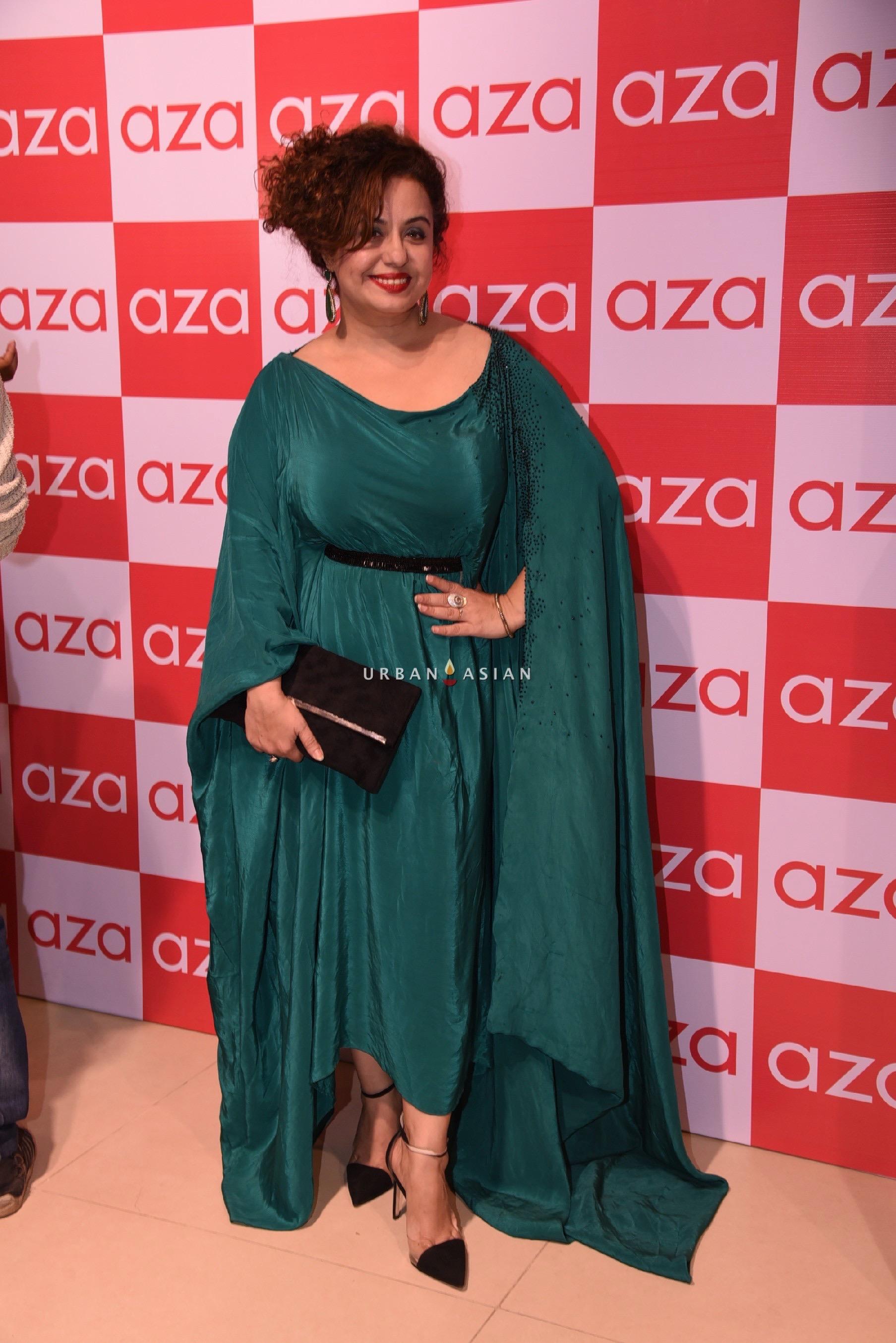vandana-sajnani-khattar-eshaa-amiins-new-party-wear-launch-at-aza
