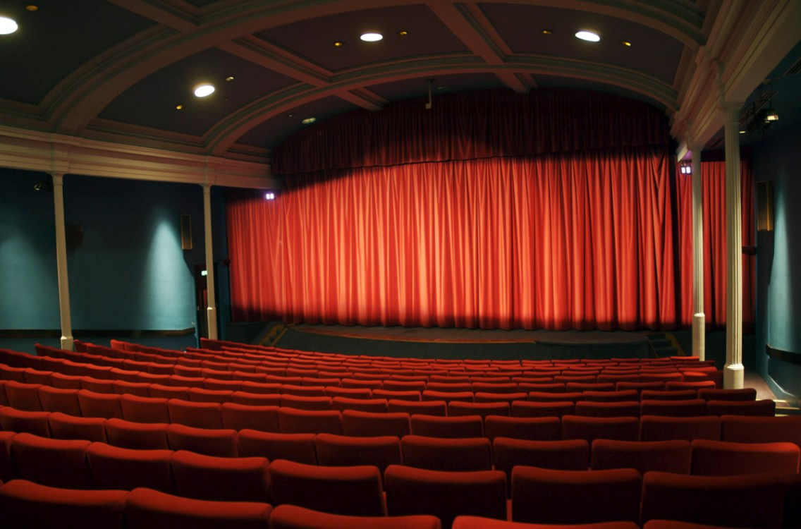 Cinema hall - Pic 3 (Representational image)