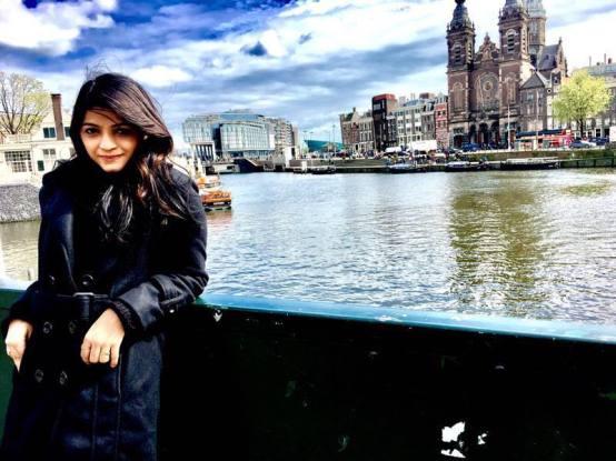 Jyotsna Chandola Europe
