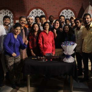 Badho Bahu Team celebrate Babita Phogat's birthday