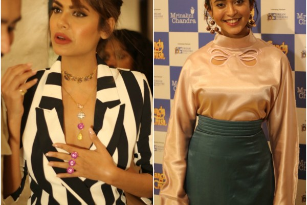 Celebs at Candy Crush Jewellery Launch