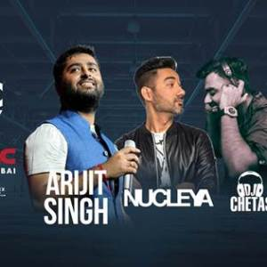 Artists to perform at EVC Mumbai 2017