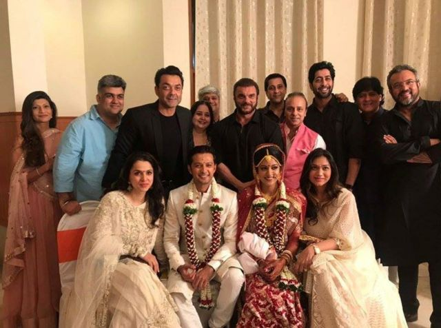 Ishita-Vatsal marriage