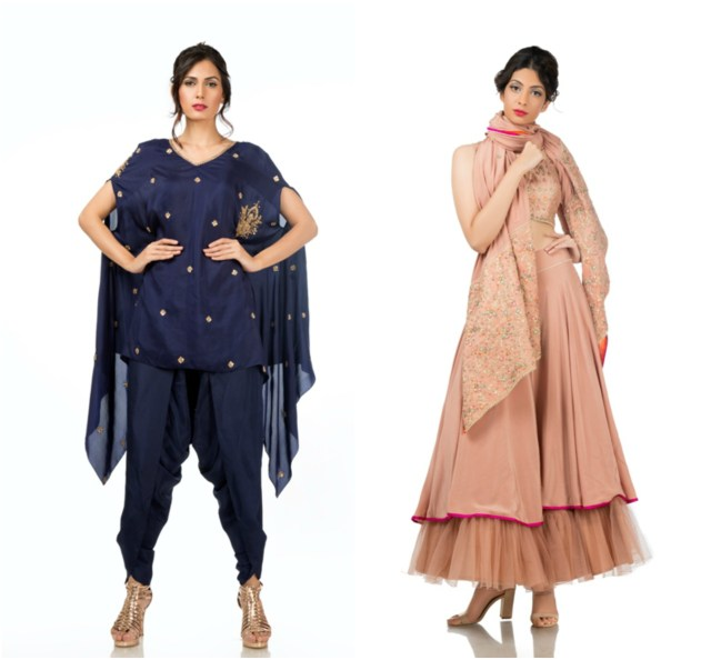 Disha Doshi Gandhi's collection Meira – Between Two Worlds