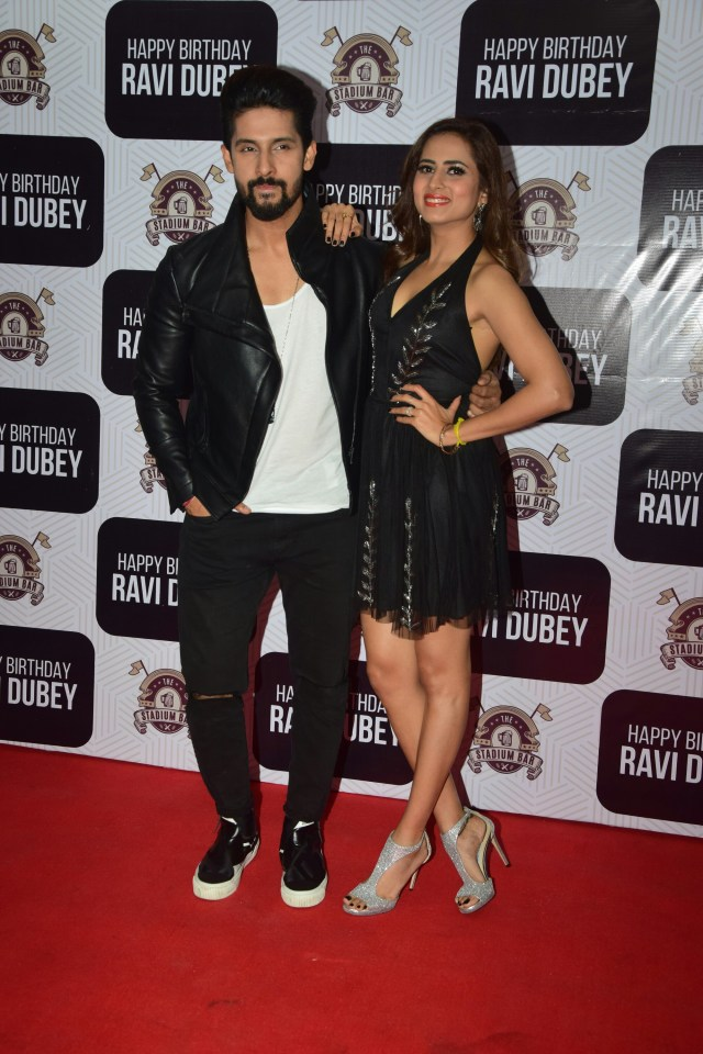 Ravi Dubey - Sargun Mehta