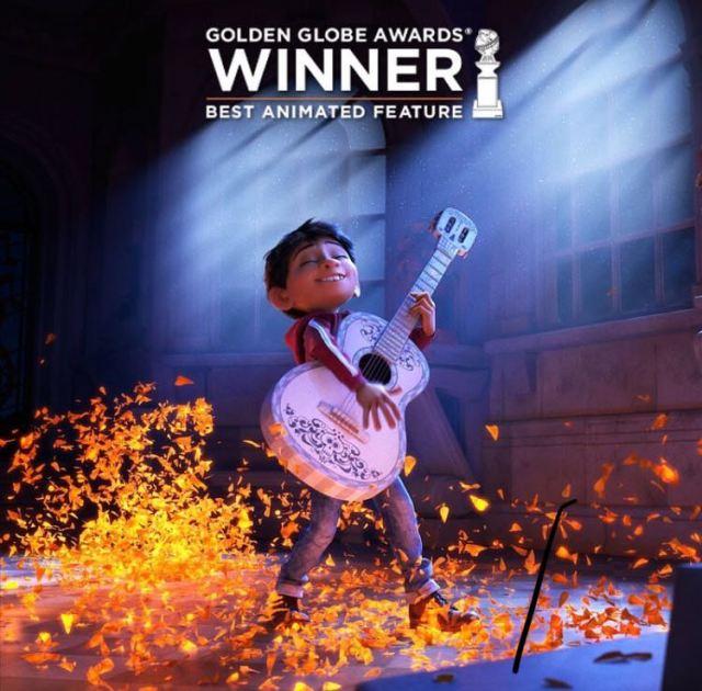 Best Animated Film- Coco