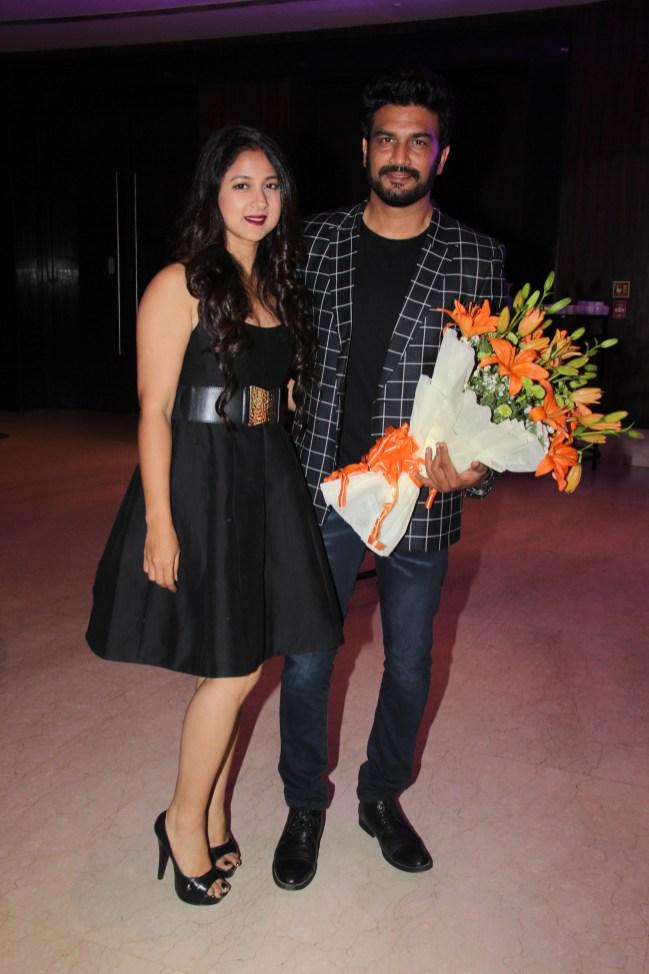 Kirti and Sharad Kelkar