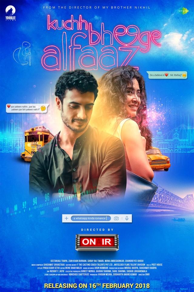 Kuch Bheege Alfaaz Poster