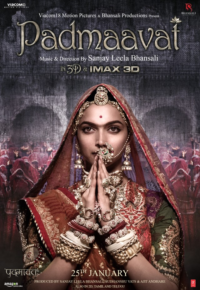 Padmaavat - Official Poster