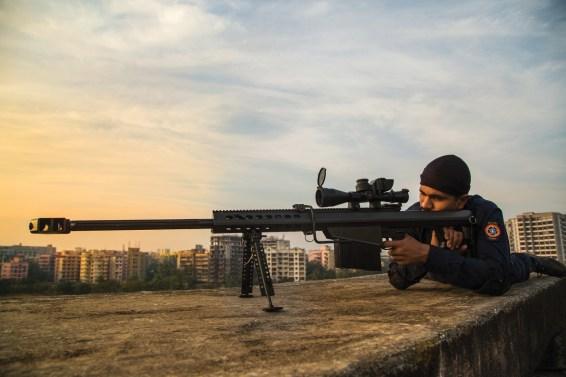Quick Response Team sniper