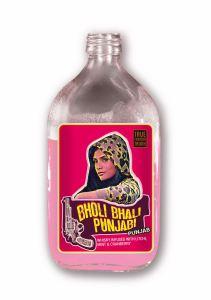 Bholi Bhali Punjaban drink