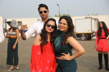 Sushant Kumar, Teennaa Swayyam and Dipti Kalwani