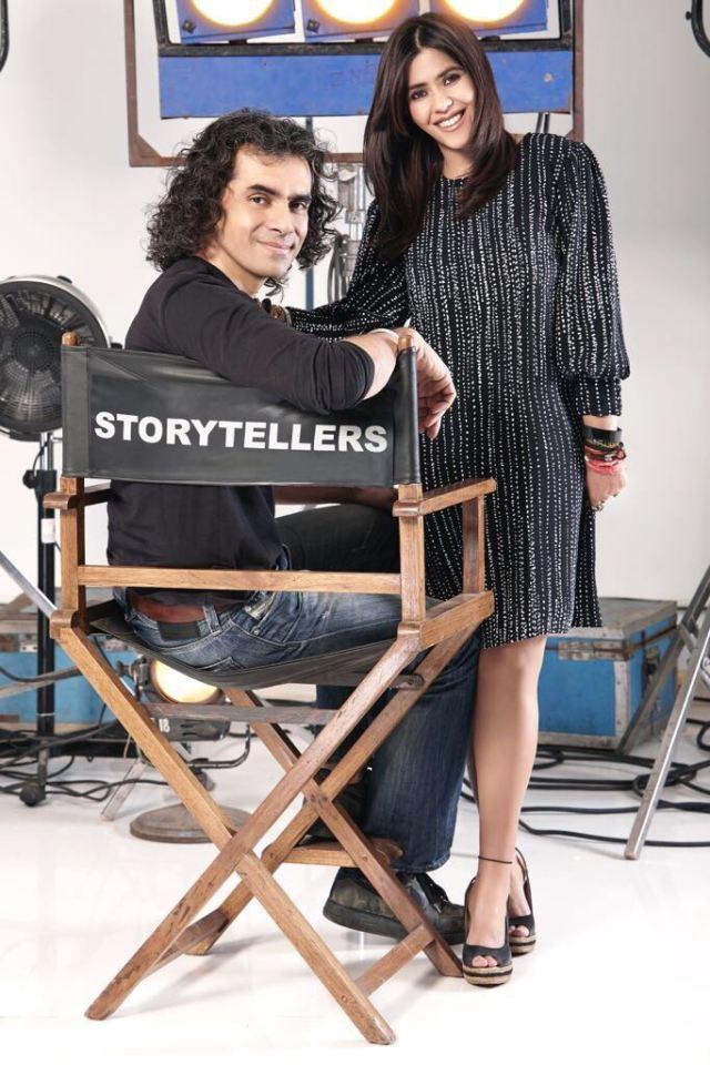 Imtiaz Ali and Ekta Kapoor