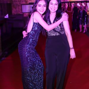 Actress Tanya Sharma and Designer Seema Kashyap