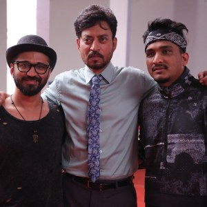 Amit Trivedi, Irrfan Khan and Divine (1)