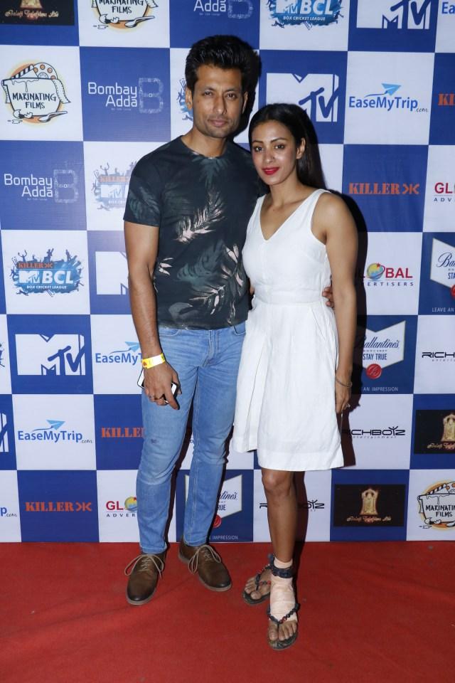 Indraneil Sengupta & Barkha Bisht Sengupta