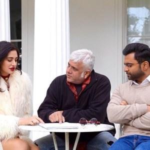Nargis Fakhri, Bhushan Patel and Sachiin Joshi