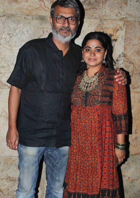 Nitesh Tiwary - Ashwini Iyer Tiwary