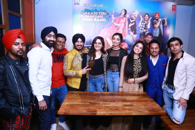 Shaadi Teri Bajayenge Hum Band Music Launch